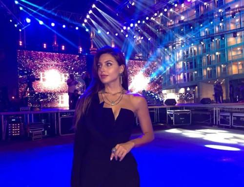 Армянская певица Сирушо в Ливане